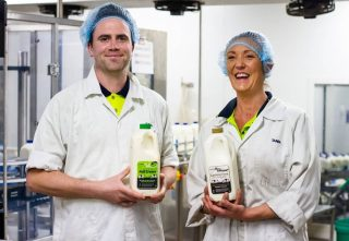 Our production team works very hard to make sure we can provide SA with a constant supply of delicious milk and yoghurt products (and with smiles on their faces). Our products are available in Woolworths, Drakes, Foodland, and most independent Grocers.