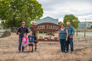 What a great start to 2021! We're thrilled to announce that we're bringing on a new family and farm, and we are only able to do this because of your ongoing support by keeping your fridges stocked with Fleurieu Milk Company products. Join us in welcoming Mike, Pam, Tim, Shane & the family from Gum Dark farm in Myponga, just up the road from our factory. Find out more about their family's passion for dairy farming on our blog. Link in bio.