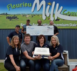 We cannot believe we've passed the $500,000 mark! Did you know, when you buy Fleurieu Milk you're not only supporting our South Australian Dairy Farmers but you're also supporting SA's LITTLE HEROES. The @littleheroesfoundation is an incredible foundation, whose mission it is to raise funds for essential equipment and services for seriously ill children and their families. We're proud to announce that our current total donated is $519,878!